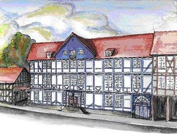 Sanierung und Umbau historische Planschule Hann. Münden (1994-1996)*