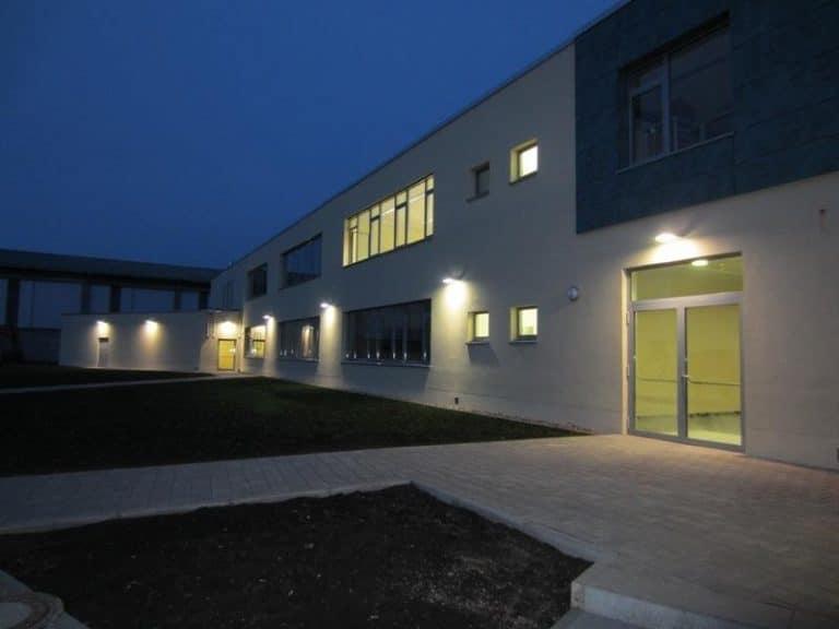 Ersatzneubau Schulgebäude Staatliche Berufsbildende Schule Schwerstedt (2009)