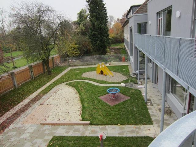 Ersatzbau Kita Elisabeth-Heimpel-Haus – Hagenweg 2 – Göttingen (2014)