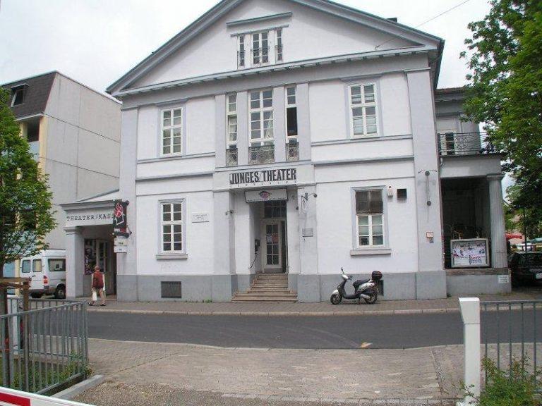 Junges Theater Göttingen, Hospitalstraße 6 Einbau einer automatischen Brandmeldeanlage (2008)*