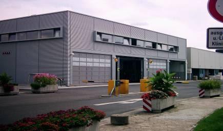 Aus- und Umbau VER – Ostgebäude Georg-August-Universität Göttingen (2005)