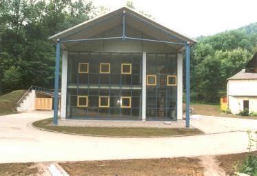 Umbau Naturparkverwaltung Thüringer Schiefergebirge/ Obere Saale in Leutenberg (1999)