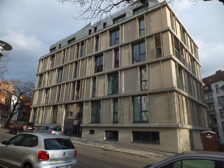 Neubau Wohngebäude Reginastraße 9-11 in Kassel (2014)