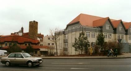 Weiterentwicklung Hospital z. Hl. Geist, Fritzlar, Neubau 2. BA (2004/2005)*