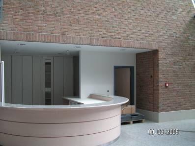 Weiterentwicklung Herz- Jesu- Krankenhaus in Fulda (1.BA 2005+2.BA)*